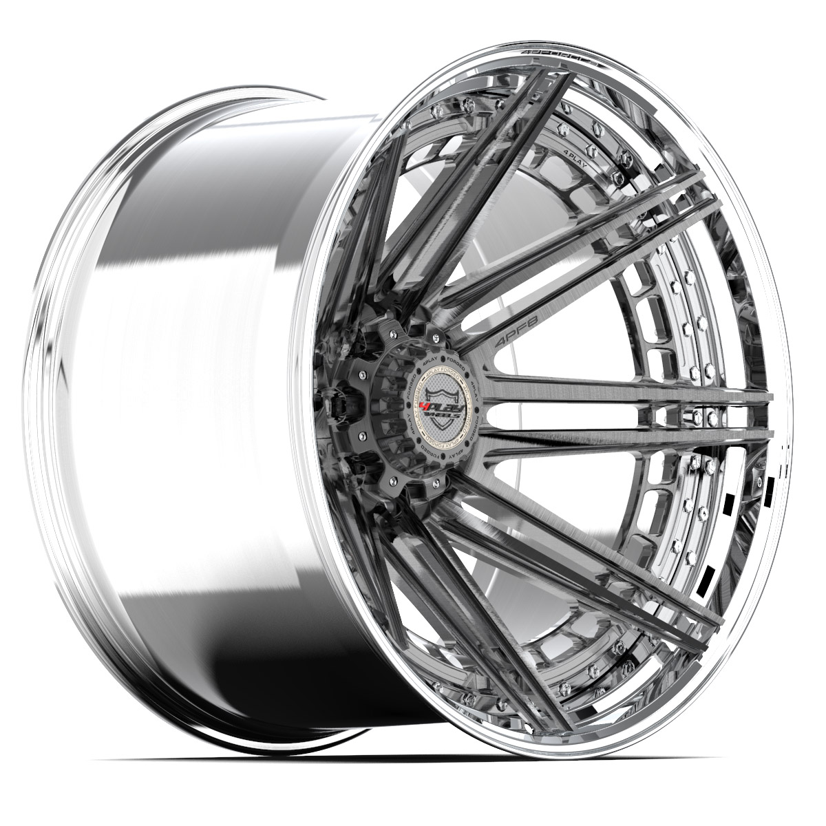 4P FORGED 24x14 8H GM-01