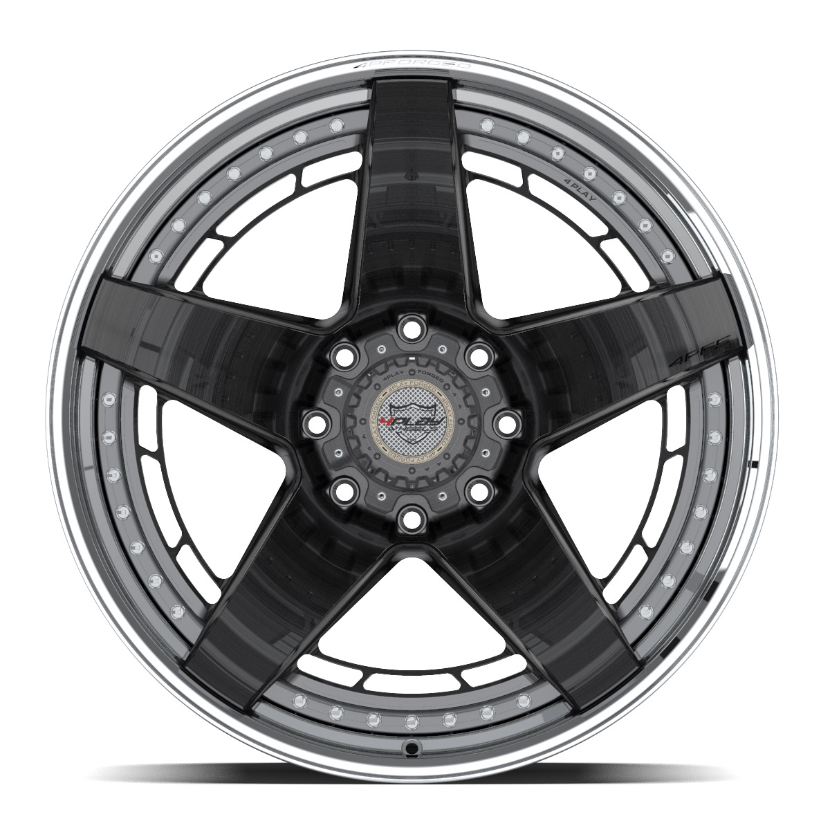 4P FORGED 24x14 8H GM-02