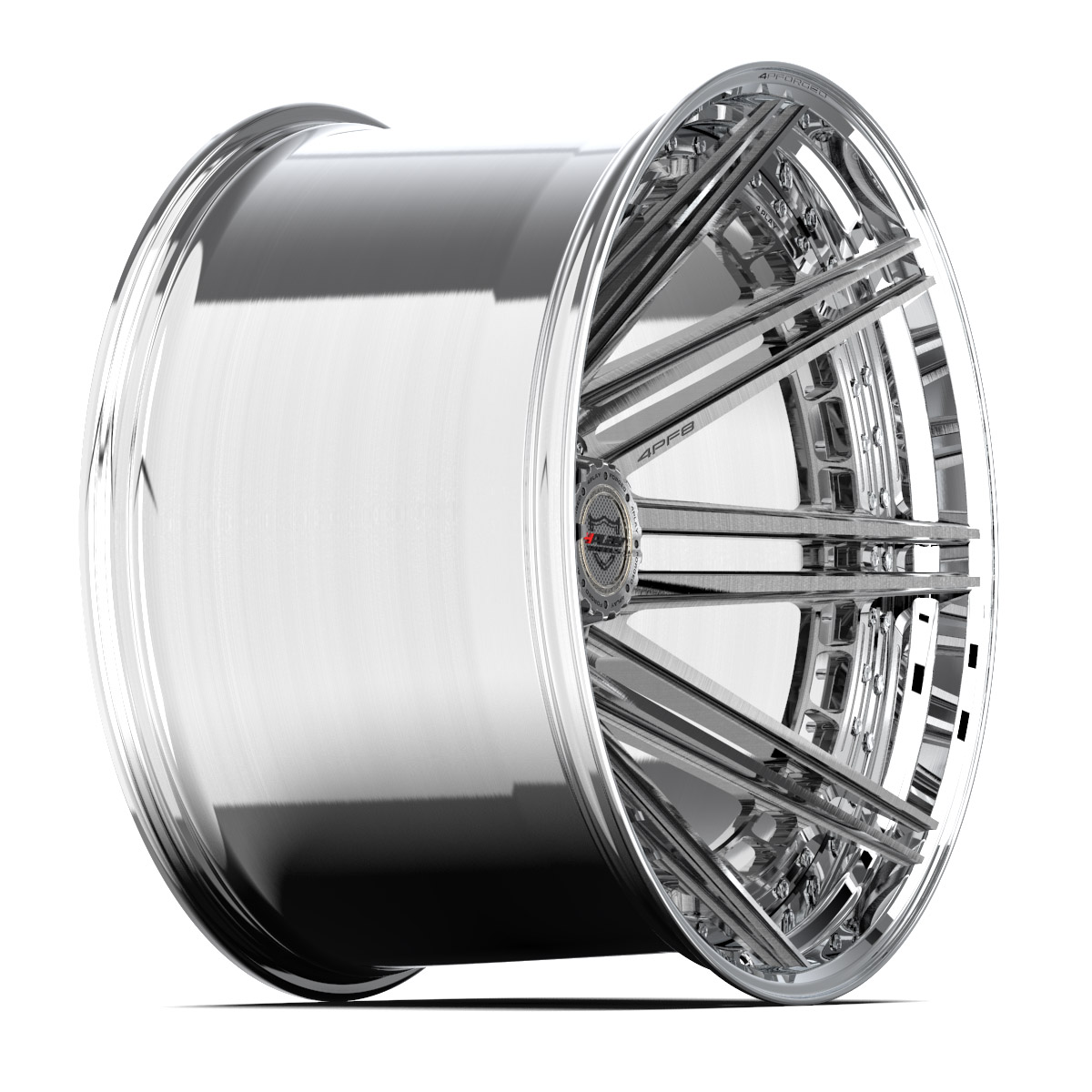 4P FORGED 24x14 8H GM-03