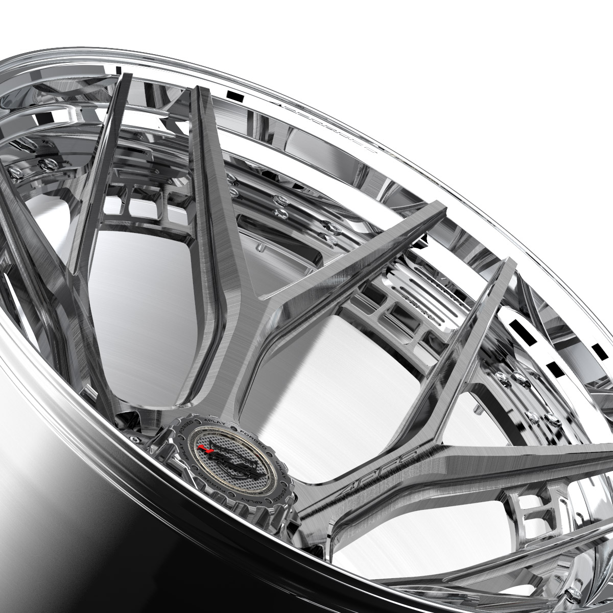 4P FORGED 24x14 8H GM-04